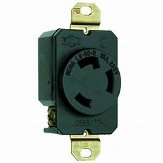 ge 30 temporary rv power outlet with breaker u013cp the home depot