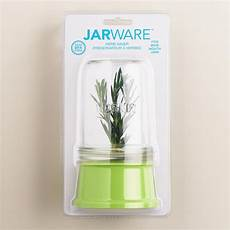 Kitchen Craft Herb Preserver by Transform Any Wide Jar Into A Fresh Herb