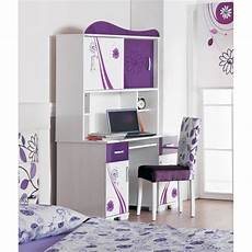 bureau chambre ado fille chambre enfant fille violette compl 232 te 4 pi 232 ces vision en