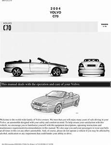 auto manual repair 2004 volvo c70 electronic toll collection 04 volvo c70 2004 owners manual download manuals technical