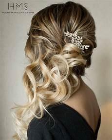 side swept hair wedding hair wedding hair side bridal hair inspiration