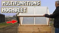 multifunktions hochbeet selber bauen 1 hochbeet aus