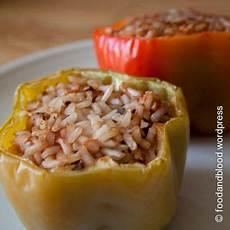 Gefüllte Paprika Vegan - gef 252 llte paprika vegan 4 1 5