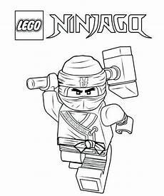 ausmalbild lego ninjago zane kinder ausmalbilder