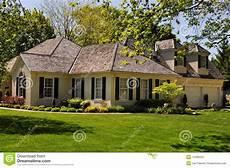 luxury bungalow stock photo image of mansion residence