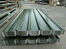 sheet metal for roofing box profile metal roofing sheets juniper green polyester coated roof sheet ebay