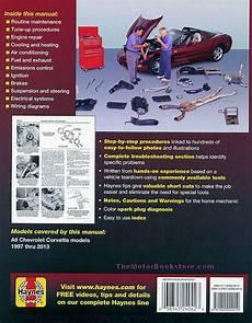 transmission control 1993 chevrolet corvette free book repair manuals chevrolet corvette repair manual haynes 1997 2013 free shipping