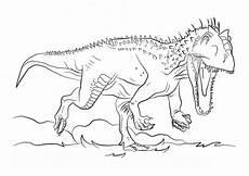 Jurassic World Malvorlagen Gratis 25 Beste Ausmalbilder Jurassic World Dinosaurier