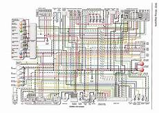Kawasaki Zzr600 Wiring Diagram by In Desperate Need Of Wiring Diagram For 02 Zx 6r