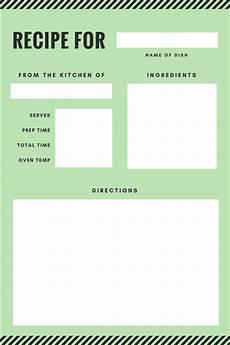 customize 9 482 recipe card templates online canva