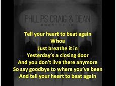 Tell Your Heart To Beat Again Phillips Craig And Dean,Our Daily Bread 26 June 2020 – Beat Again | Premium News24|2020-06-29
