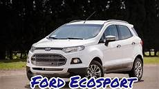 test drive ford ecosport review motoreseacao