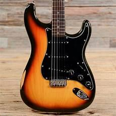 used guitars chicago fender hardtail stratocaster sunburst 1981 s504 sunburst fender chicago shopping