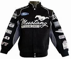 mustang jacket us car and nascar fashion