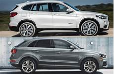 2018 Bmw X1 Vs 2018 Audi Q3 To U S News