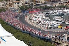 The Formula 1 Monaco Grand Prix From The Best Spot