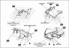 repair guides mfi system 2001 mfi engine control system b 1a to b 1e autozone com