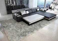 sofa sch 246 n l form mit schlaffunktion ausgezeichnet