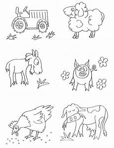coloring pages of farm animals for preschoolers 17331 30 best preschool books who took the farmers hat images on farms day care and