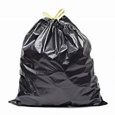 sac poubelle avec liens coulissants 30 50 100 et 110