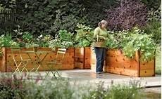 Garten Mit Hochbeeten Gestalten - hochbeet im garten eine sch 246 ne gartengestaltungsidee