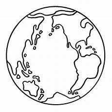 Kumpulan Mewarnai Gambar Bumi Siap Dicetak Kreasi Warna