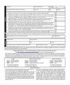 free 6 sle payroll tax forms pdf