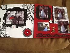 17 best images about scrapbooking black and wedding pinterest creative memories