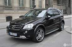 Mercedes Ml 63 Amg W164 2009 7 September 2015