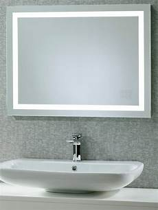 roper beat illuminated led bathroom mirror with integrated stereo at lewis partners