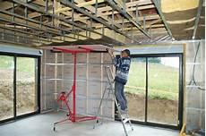 pose et prix d un faux plafond poddasze plafond en