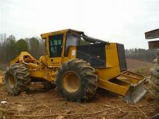 equipment 2005 tigercat 620c dual arch skidder