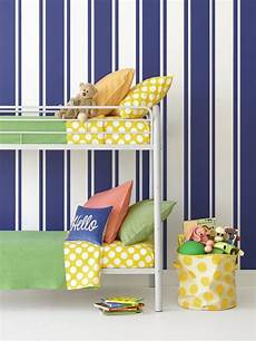 How To Paint A Striped Wall Hgtv