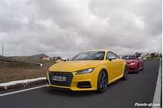 Essai Vid 233 O Audi Tts Plan 232 Te Gt