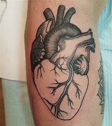 110 best anatomical heart tattoo designs meanings 2019