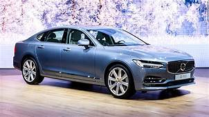 Volvo S90  Cool Cars From The Detroit Auto Show CNNMoney