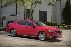 2018 acura tlx performance review the car connection