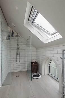 en suite bathroom with sloping ceiling bathrooms in 2019 attic bathroom sloped ceiling