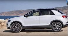 Volkswagen T Roc Sport 2 0 Tsi Driving Impressions