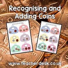 teaching money ks1 planning 2594 recognising and adding coins ks1 maths desk www teacherdesk co uk get your class to