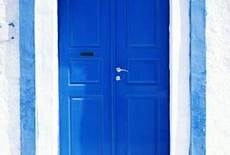 painting walls with royal blue paint color home guides