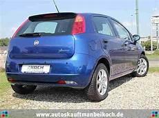 Fiat Grande Punto Technische Daten - fiat grande punto 1 4 8v dynamic klima hei 223 er verkauf