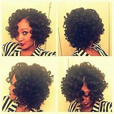 Flexi Rod Weave Hairstyles