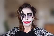 maquillage homme joker maquillage joker facile