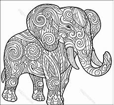 indian elephant coloring pages at getcolorings free