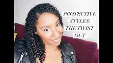 Protective Curly Hairstyles