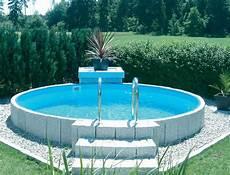 Rundbecken Future Pool Stahlwandbecken