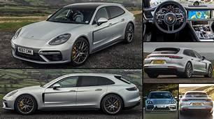 Porsche Panamera Sport Turismo 2018  Pictures