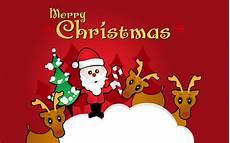 santa merry christmas best desktop images wallpaper cute wallpaper better