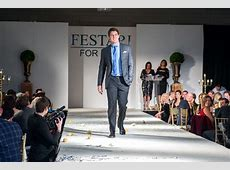Festari For Men Walk the Ramp for Bo's Place   An Italian